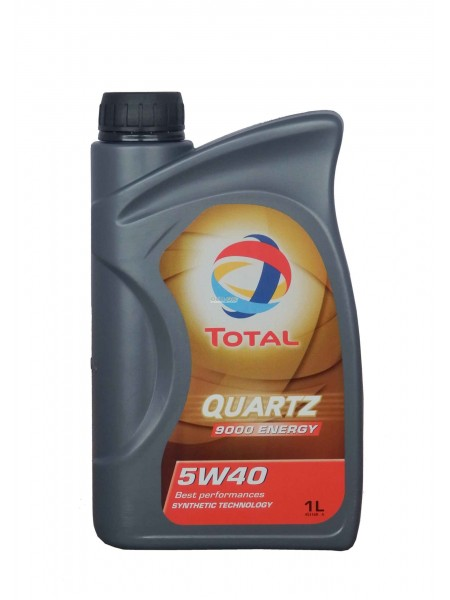 Моторне масло Total Quartz 9000 Energy 5w-40 1л