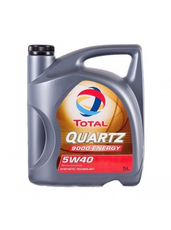 Моторное масло Total Quartz 9000 Energy 5w-40 5л