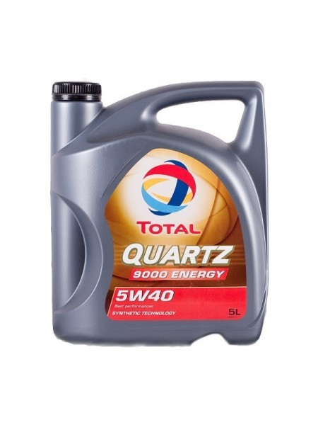 Моторне масло Total Quartz 9000 Energy 5w-40 5л